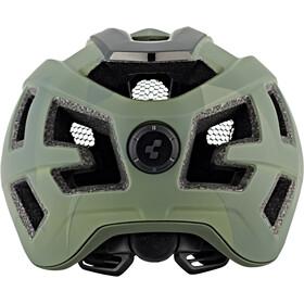 Cube Pathos - Casco de bicicleta - Oliva